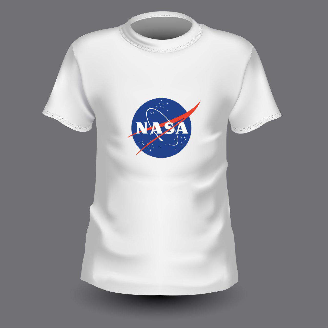 تیشرت طرح ناسا