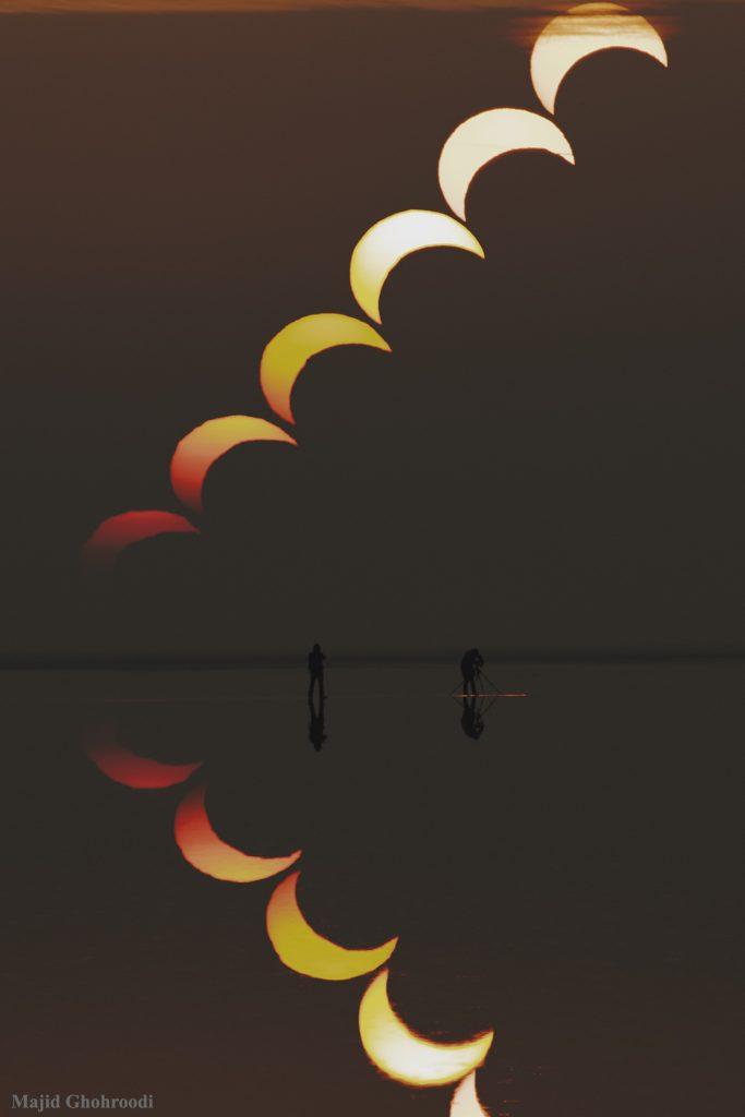 مجید قهرودی/ عکس روز ناسا