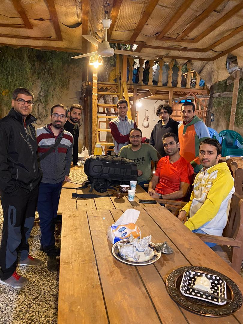 اساتید جشنواره نجوم قشم