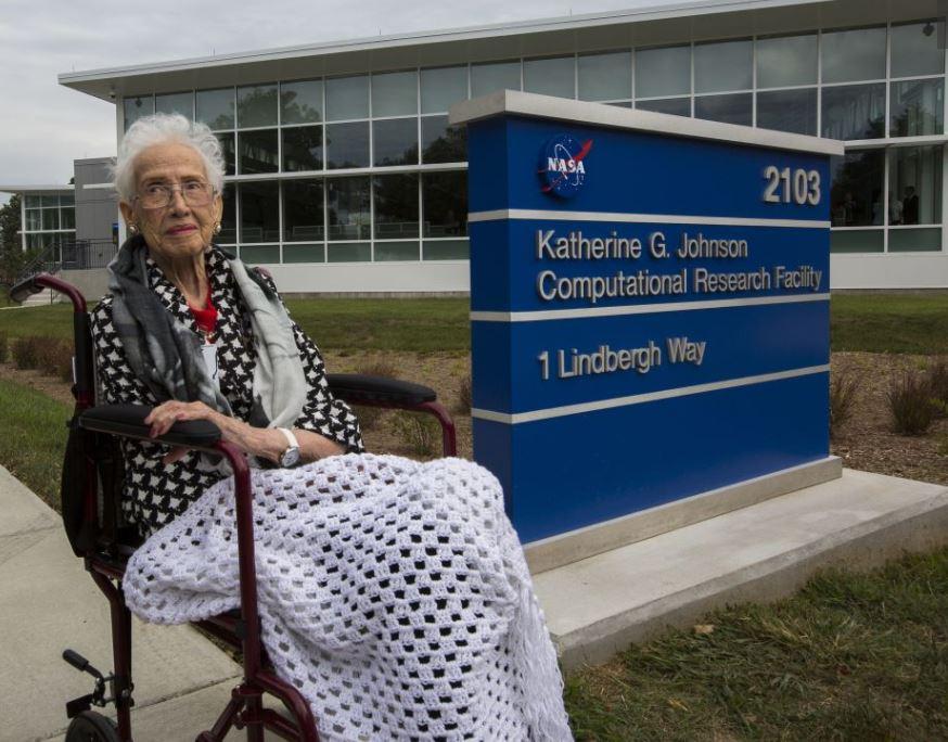 مرکز محاسبات کاترین جانسون