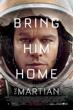 پوستر فیلم مریخی
