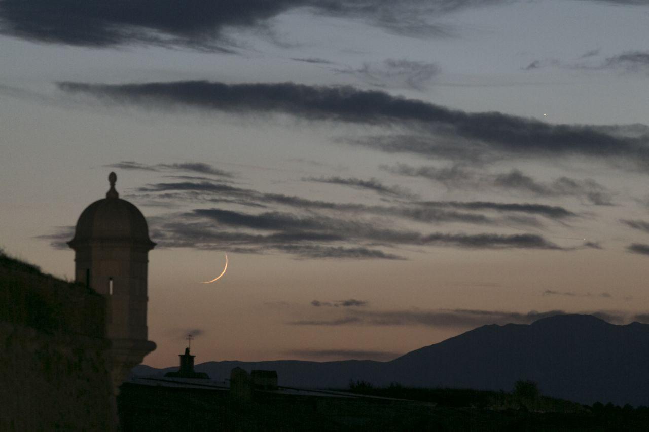 هلال ماه از محمد سلطان الکتابی
