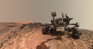 مریخ نورد کنجکاوی