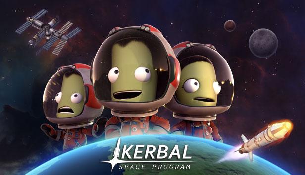 بازی فضایی Kerbal