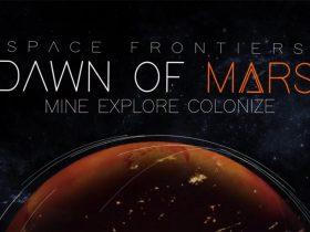 بازی نجومی Down of Mars