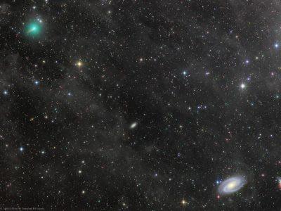 Atlas comet
