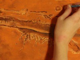 مسابقه نقاشی مریخ