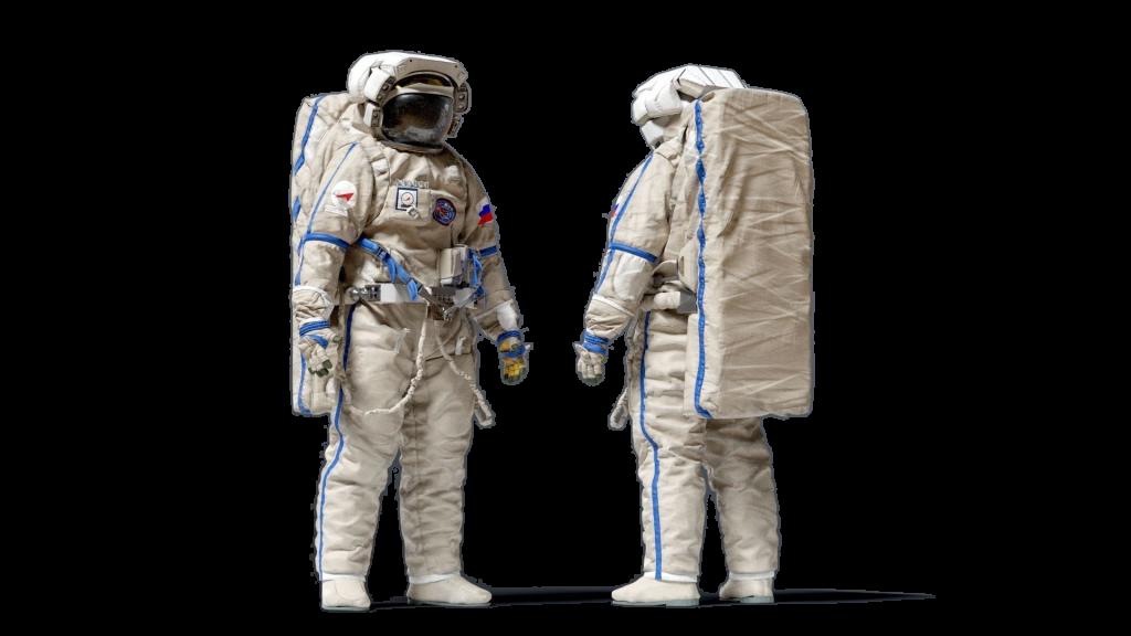 اورلان - لباس راهپیمایی فضایی