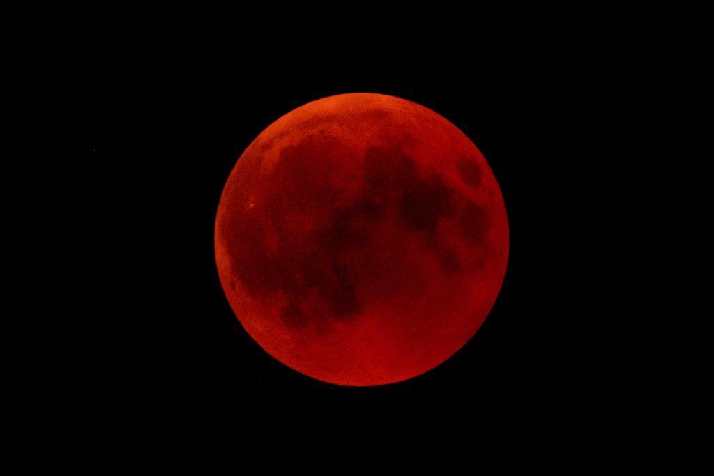 ماه خونین Blood moon