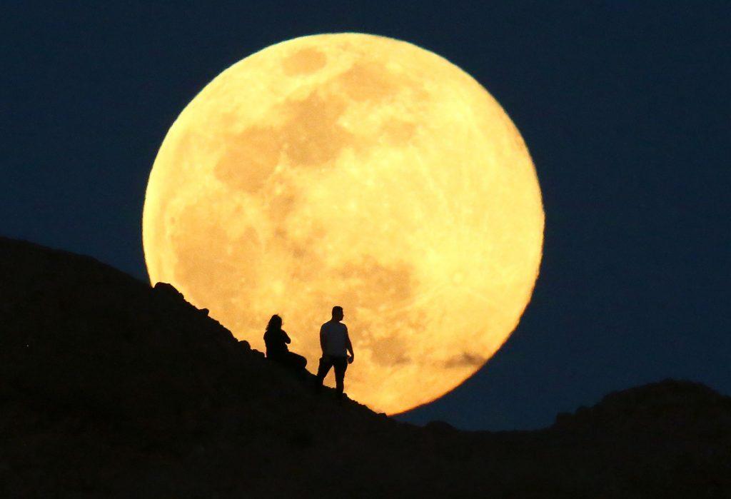 ماه بزرگ