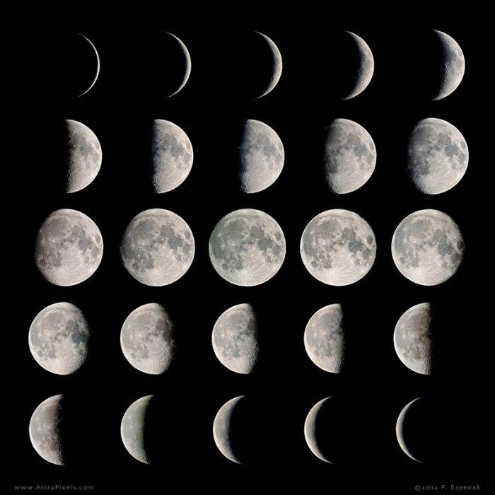 اهله ماه